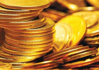 الاستثمار في الذهب